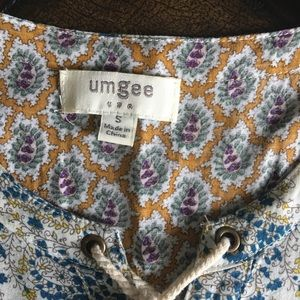 Umgee Tops - Boutique sleeveless blouse